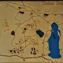 CTT parchment map