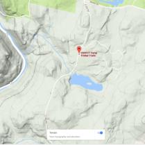ctt-terrain map