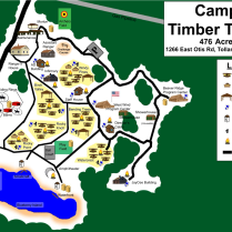 GSCamp Map